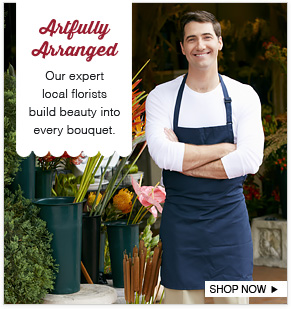 Artfully Arranged Out Expert Local Florists Build Beauty Into Every Bouquet. Shop Now