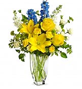 Flower Bouquets: French Gardens Bouquet