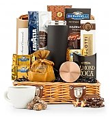 Coffee & Tea Gift Baskets: Italian Roast Coffee Chest