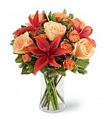 Flower Bouquets: Tigress Bouquet