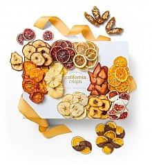 Fruit Baskets: California Crisps Dried Fruit Collection